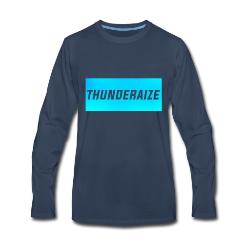 Thunderaize Original - Men's Premium Long Sleeve T-Shirt
