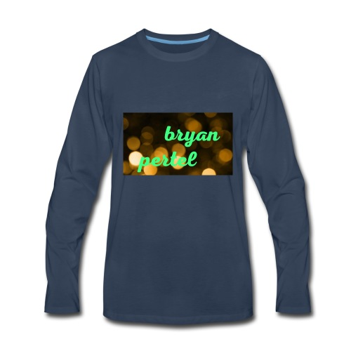 Bryan pertel - Men's Premium Long Sleeve T-Shirt