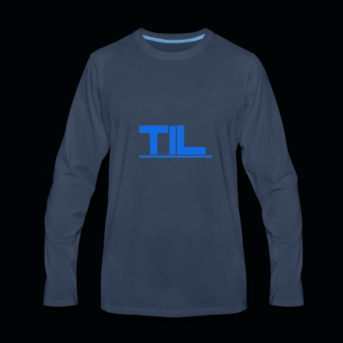This Is Life - Men's Premium Long Sleeve T-Shirt