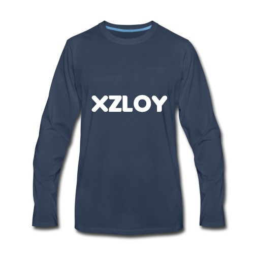 Xzloy - Men's Premium Long Sleeve T-Shirt