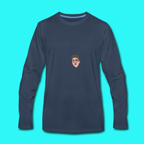 mr.mathias - Men's Premium Long Sleeve T-Shirt