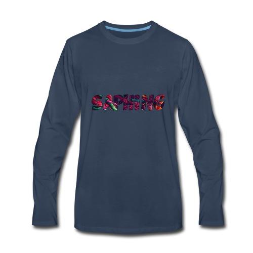 SAPHING 2 (Pillow cases) - Men's Premium Long Sleeve T-Shirt
