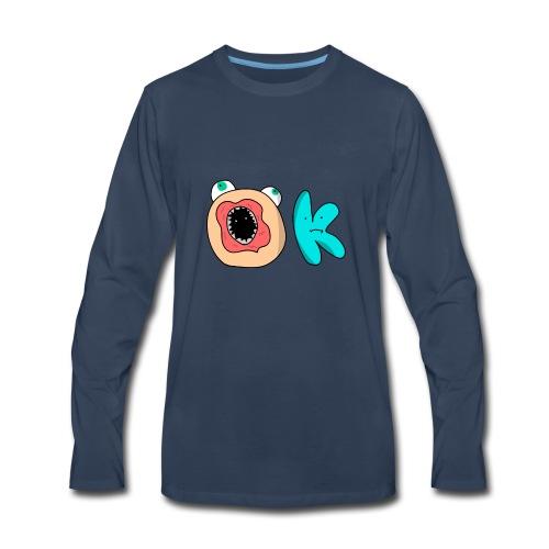 OKAY - Men's Premium Long Sleeve T-Shirt