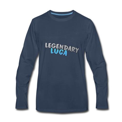 LegendaryLuca - Men's Premium Long Sleeve T-Shirt