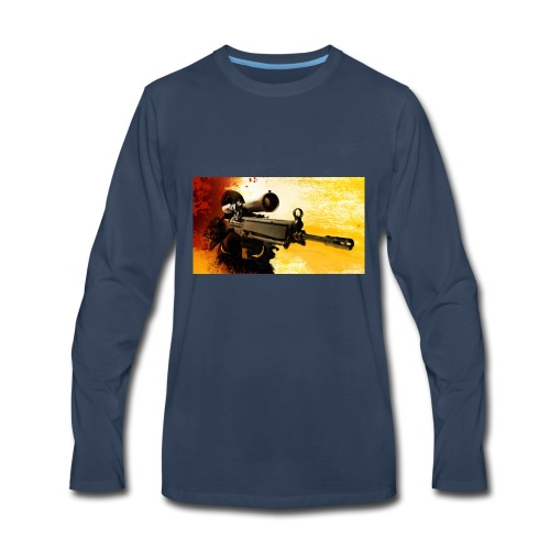 CS-GO-UL LUI ALEX - Men's Premium Long Sleeve T-Shirt