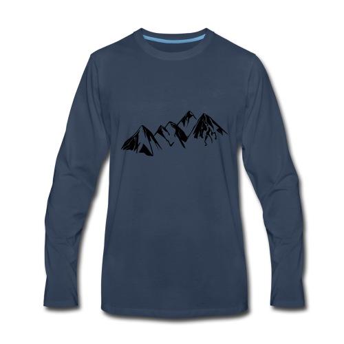 Switchriding - Men's Premium Long Sleeve T-Shirt