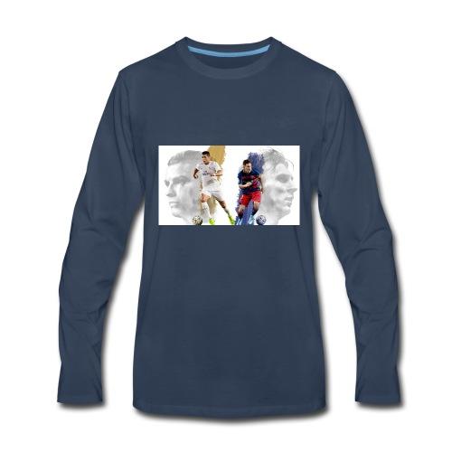 soc messi rondaldo ill b1 1296x729 - Men's Premium Long Sleeve T-Shirt