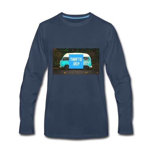 thrfts rep - Men's Premium Long Sleeve T-Shirt