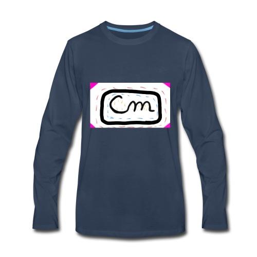 Signature T-Shirt - Men's Premium Long Sleeve T-Shirt