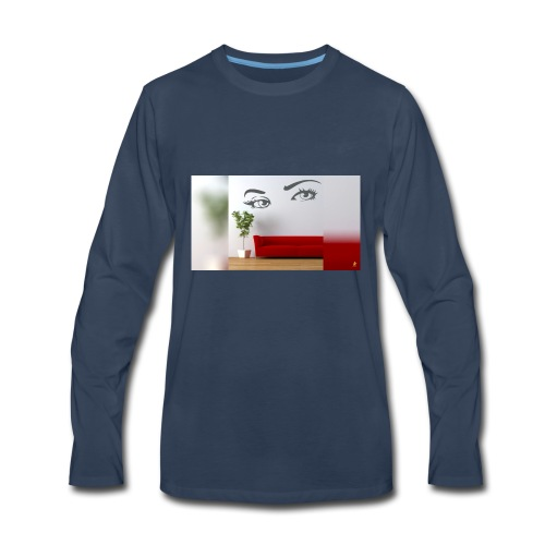 B0B092A9 A98D 45D6 9E71 F8010E301E42 - Men's Premium Long Sleeve T-Shirt