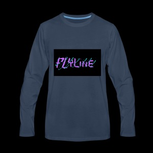 Flyline fun style - Men's Premium Long Sleeve T-Shirt
