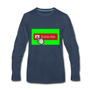 steve lopez santo - Men's Premium Long Sleeve T-Shirt