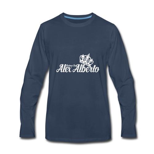 A7F1CE51 547C 40CD 861E F8D6D8CE2693 - Men's Premium Long Sleeve T-Shirt