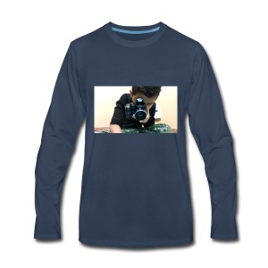 WIN 20180223 18 55 14 Pro - Men's Premium Long Sleeve T-Shirt