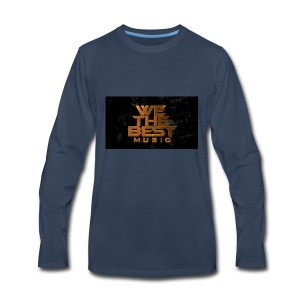 We The Best Music - Men's Premium Long Sleeve T-Shirt