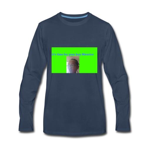 YOUR BOY MAURICE - Men's Premium Long Sleeve T-Shirt