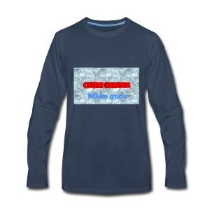 THE GUNS - Men's Premium Long Sleeve T-Shirt