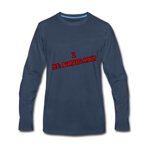 X - Men's Premium Long Sleeve T-Shirt