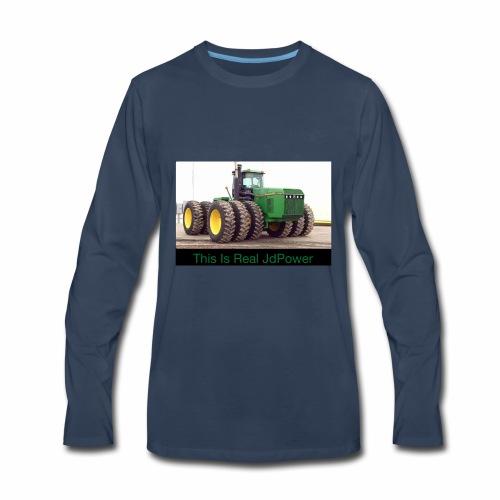 FAF8445C 2EA7 42BB BF19 2B00D2FC6D59 - Men's Premium Long Sleeve T-Shirt