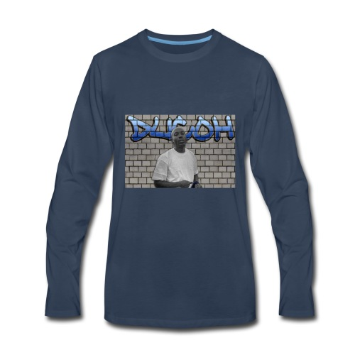 All in the Name - Men's Premium Long Sleeve T-Shirt