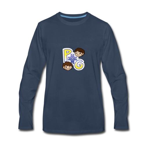 Power Trip Gaming #2 - Men's Premium Long Sleeve T-Shirt