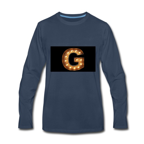 your g spot - Men's Premium Long Sleeve T-Shirt