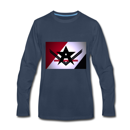 RPF FLAG POSTER - Men's Premium Long Sleeve T-Shirt