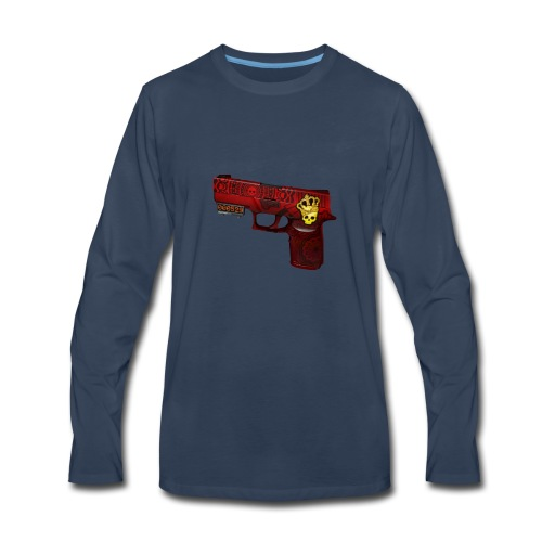 Premium pistol - Men's Premium Long Sleeve T-Shirt