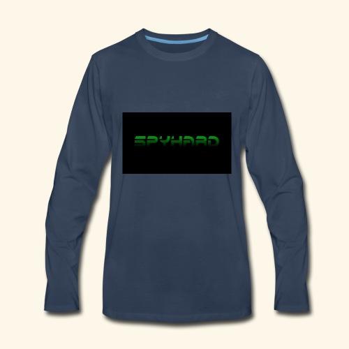 SpyHard - Men's Premium Long Sleeve T-Shirt