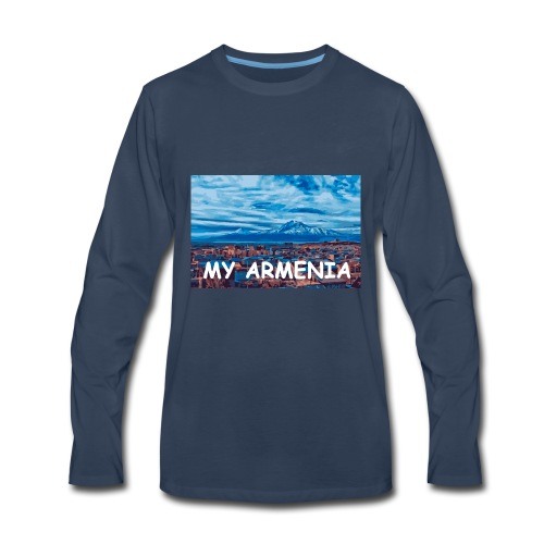 MY armenia - Men's Premium Long Sleeve T-Shirt