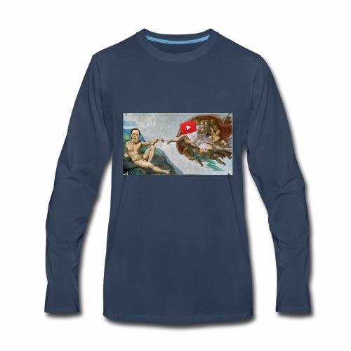 The Breaktrough - Men's Premium Long Sleeve T-Shirt