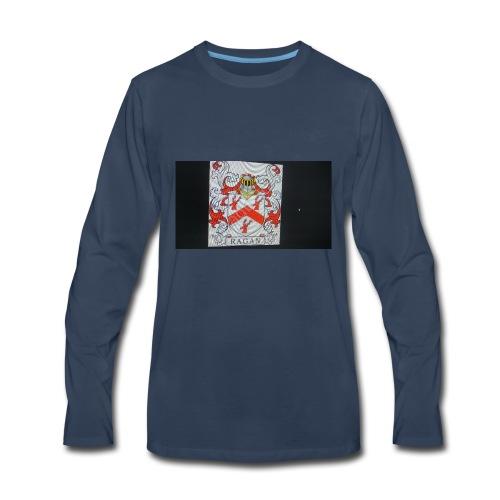Christian ragan ragan merch - Men's Premium Long Sleeve T-Shirt