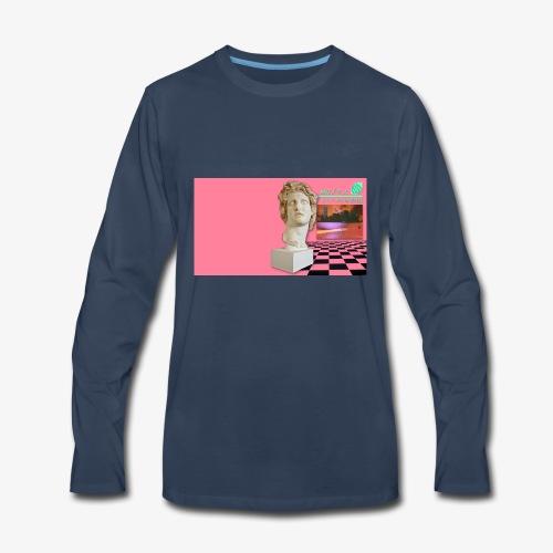 GAY WAVE - Men's Premium Long Sleeve T-Shirt