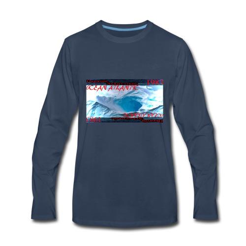 Ocean Atlantic 1983 - Men's Premium Long Sleeve T-Shirt