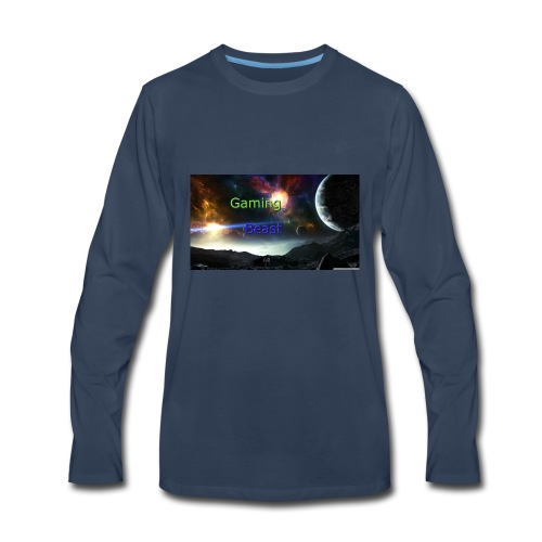 Example1 - Men's Premium Long Sleeve T-Shirt
