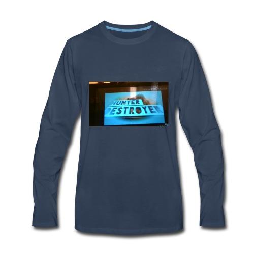 WIN 20180615 13 37 17 Pro - Men's Premium Long Sleeve T-Shirt