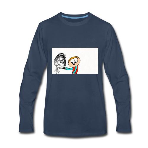 The OfficalTravelers T-Shirt! - Men's Premium Long Sleeve T-Shirt