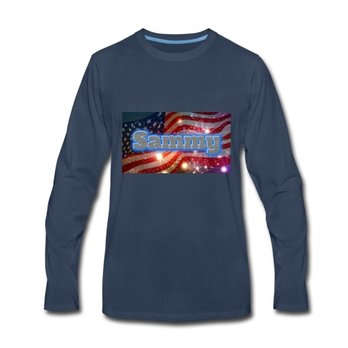 Fourth of July merch - Men's Premium Long Sleeve T-Shirt