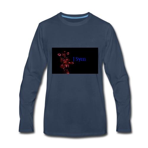 Plush J Sym and justcool234 - Men's Premium Long Sleeve T-Shirt