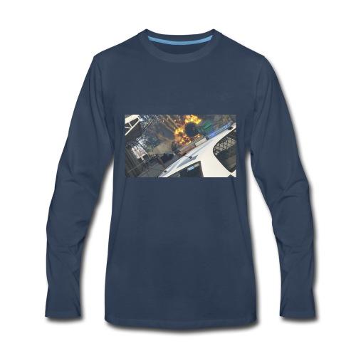 LSUC Hoodie - Men's Premium Long Sleeve T-Shirt