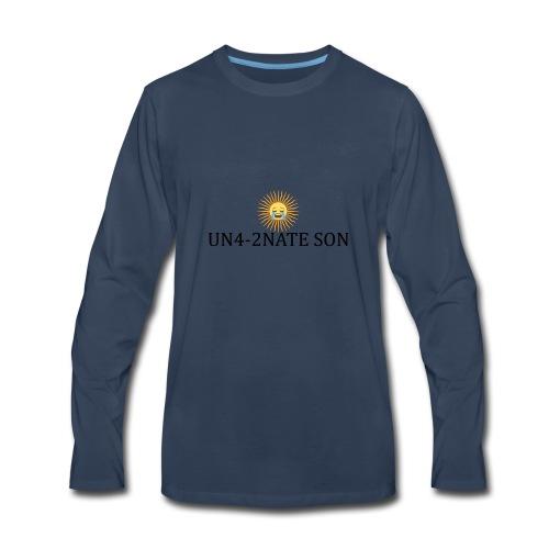 un42nate - Men's Premium Long Sleeve T-Shirt