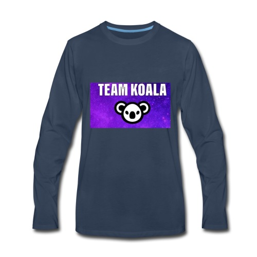 Team koala - Men's Premium Long Sleeve T-Shirt