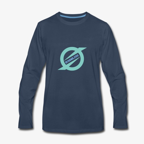 Boundless - Men's Premium Long Sleeve T-Shirt