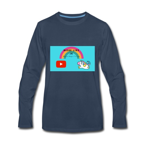 More like JK - Men's Premium Long Sleeve T-Shirt