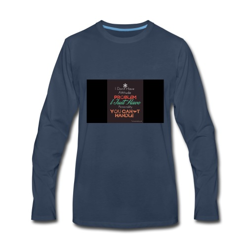 Denver - Men's Premium Long Sleeve T-Shirt