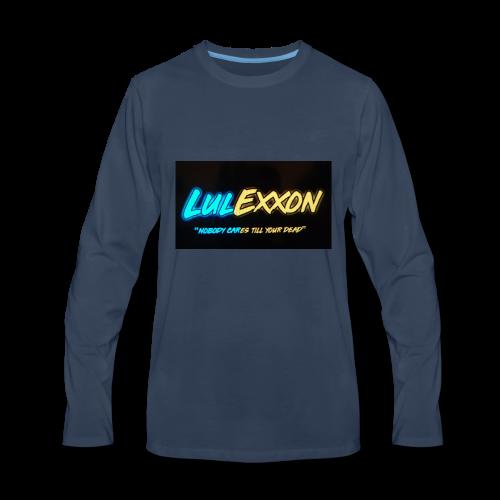 Exxon - Men's Premium Long Sleeve T-Shirt