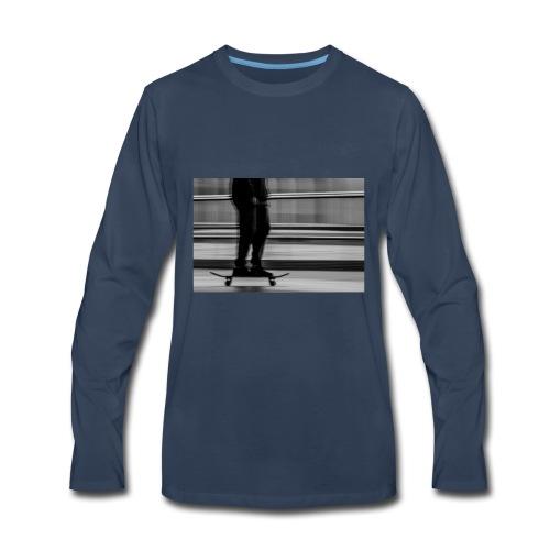 MAC_1337 - Men's Premium Long Sleeve T-Shirt