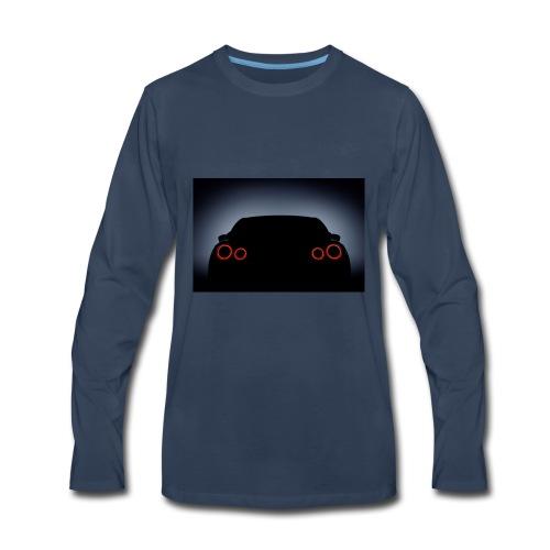 Nissan GTR - Men's Premium Long Sleeve T-Shirt