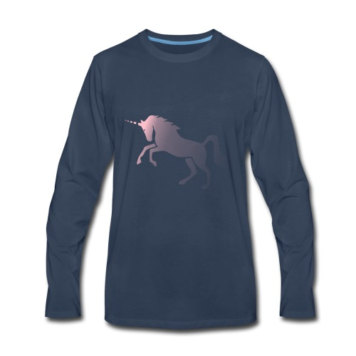 UNICORN1 - Men's Premium Long Sleeve T-Shirt