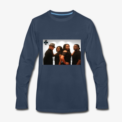 UNCH Cast - Men's Premium Long Sleeve T-Shirt